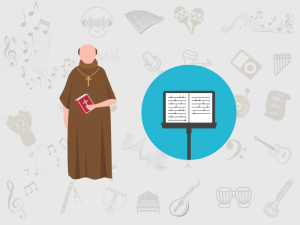 how clefs are used in gregorian chant