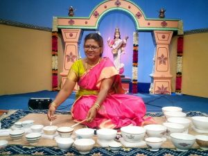 jaltarang indian musical instrument