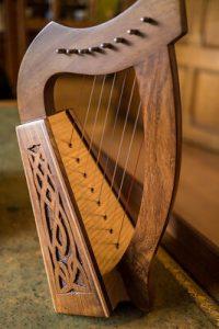 lyra constellation harp