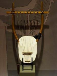 Orpheus' lyre