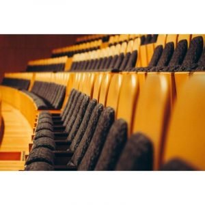 concert venues in chamber and orchestral music