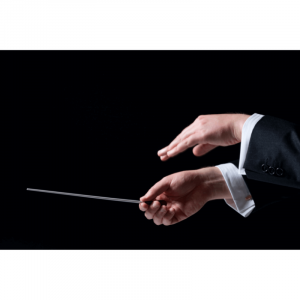 conductor in chamber and orchestral music