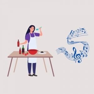sounds for cooking