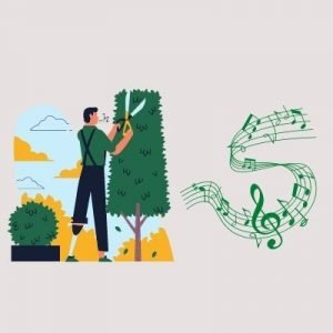nature sounds and gardening
