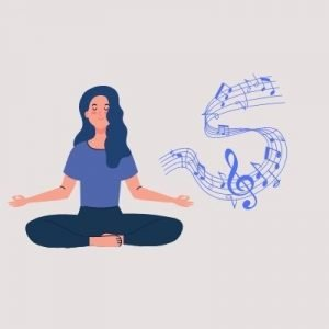 musical background for yoga and meditation